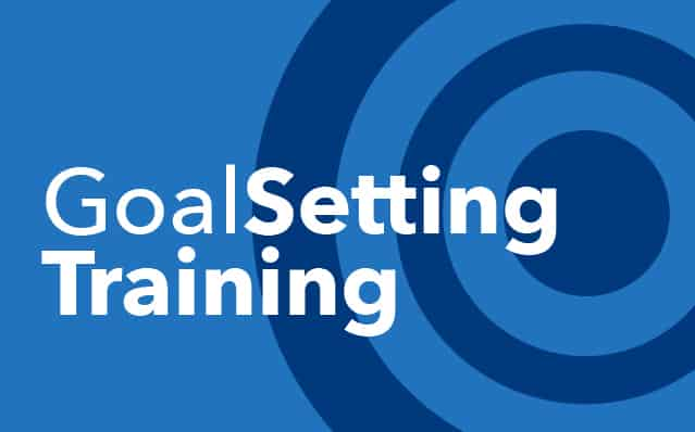 Home page training logos – GoalSetting Training